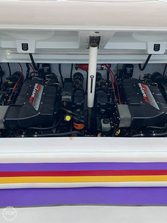 1996 Baja boat for sale, model of the boat is Boss 302 25th Anniversary Edition & Image # 13 of 40
