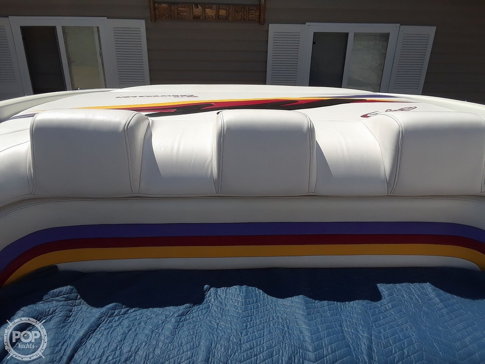 1996 Baja boat for sale, model of the boat is Boss 302 25th Anniversary Edition & Image # 35 of 40