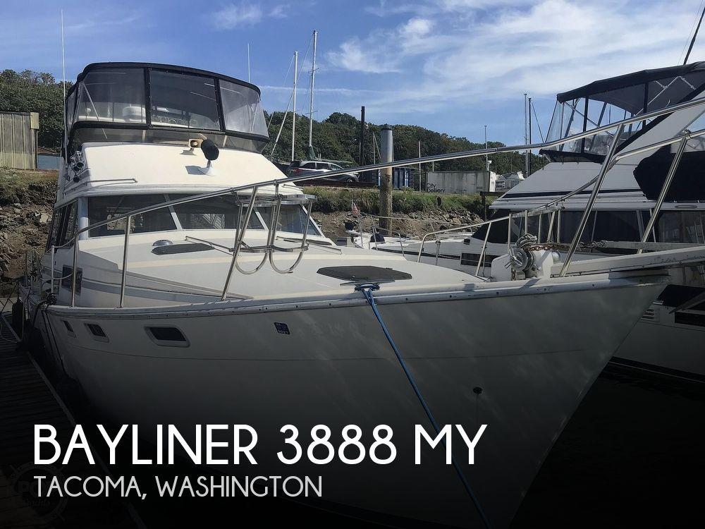 1989 BAYLINER 3888 MY for sale