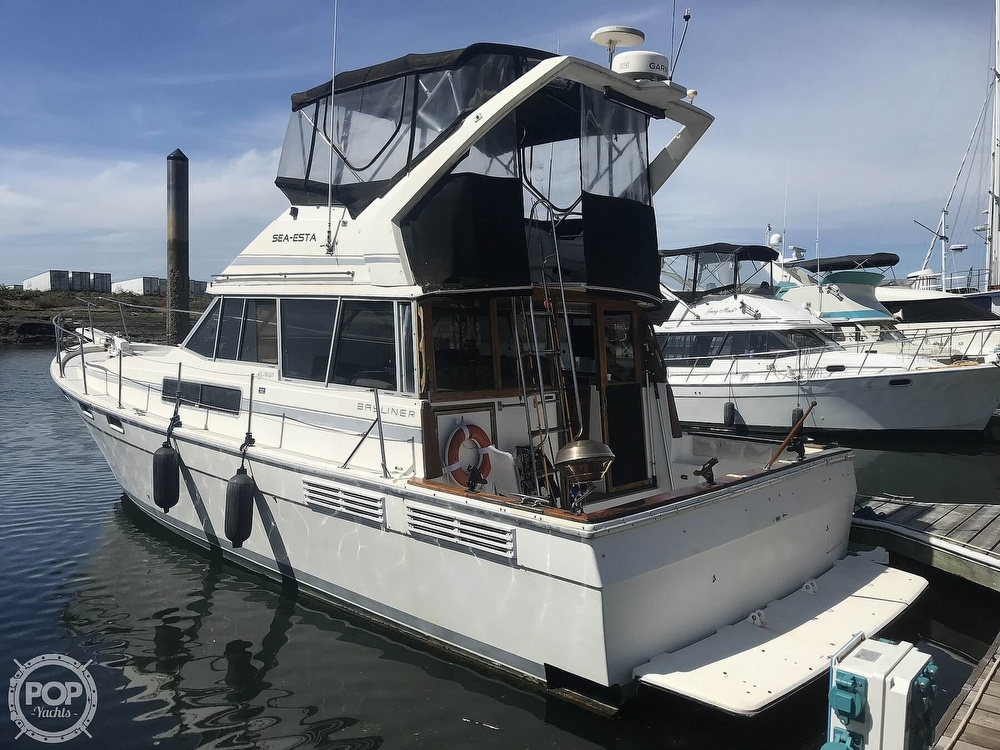 1989 Bayliner boat for sale, model of the boat is 3888 & Image # 3 of 41