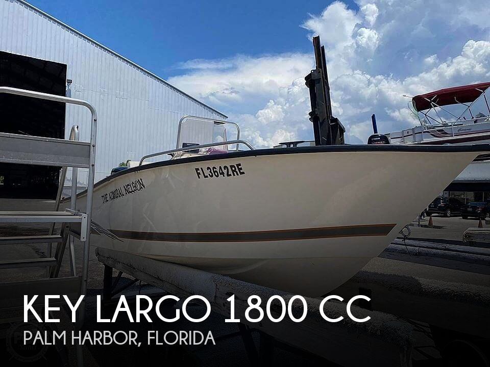 Used Key largo Boats For Sale by owner | 2016 Key Largo 1800 CC