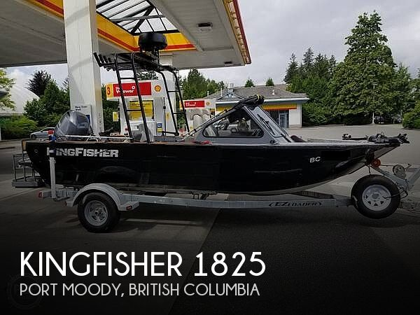 2018 Kingfisher boat for sale, model of the boat is Falcon 1825 & Image # 1 of 40