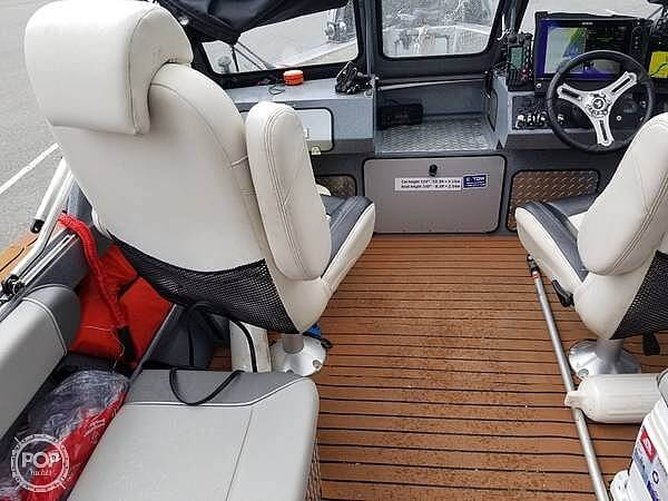 2018 Kingfisher boat for sale, model of the boat is Falcon 1825 & Image # 10 of 40