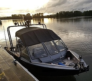 2018 Kingfisher boat for sale, model of the boat is Falcon 1825 & Image # 11 of 40