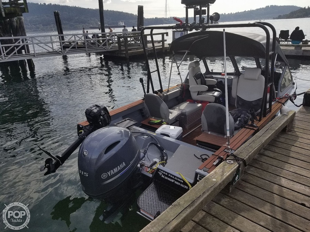 2018 Kingfisher boat for sale, model of the boat is Falcon 1825 & Image # 35 of 40