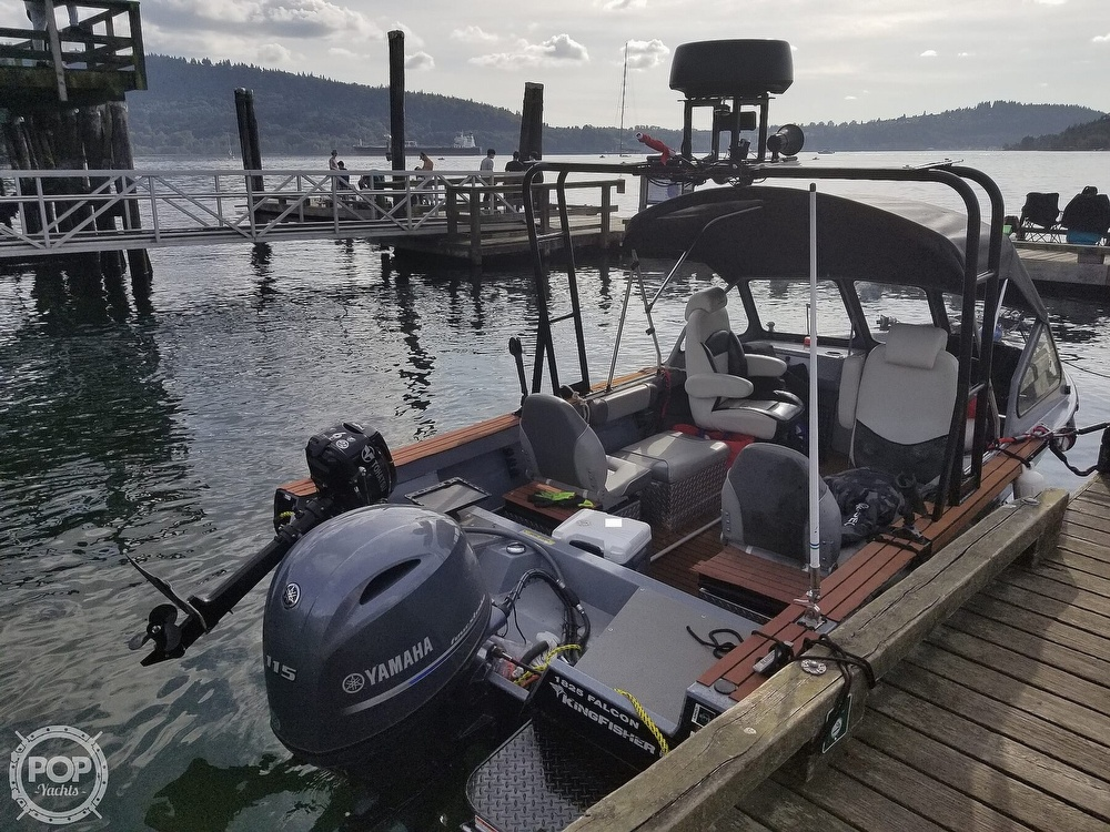 2018 Kingfisher boat for sale, model of the boat is Falcon 1825 & Image # 36 of 40