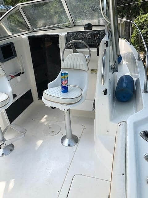 2001 Seasport boat for sale, model of the boat is 2344 & Image # 9 of 13