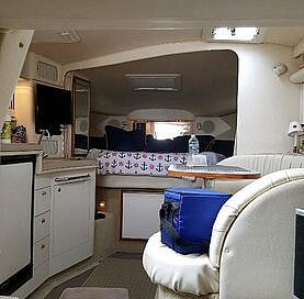 2001 Sea Ray boat for sale, model of the boat is 340 Sundancer & Image # 5 of 40
