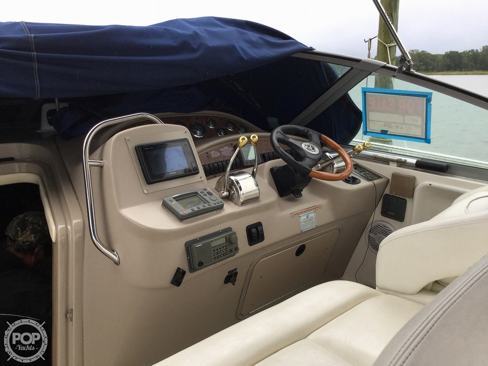2001 Sea Ray boat for sale, model of the boat is 340 Sundancer & Image # 7 of 40