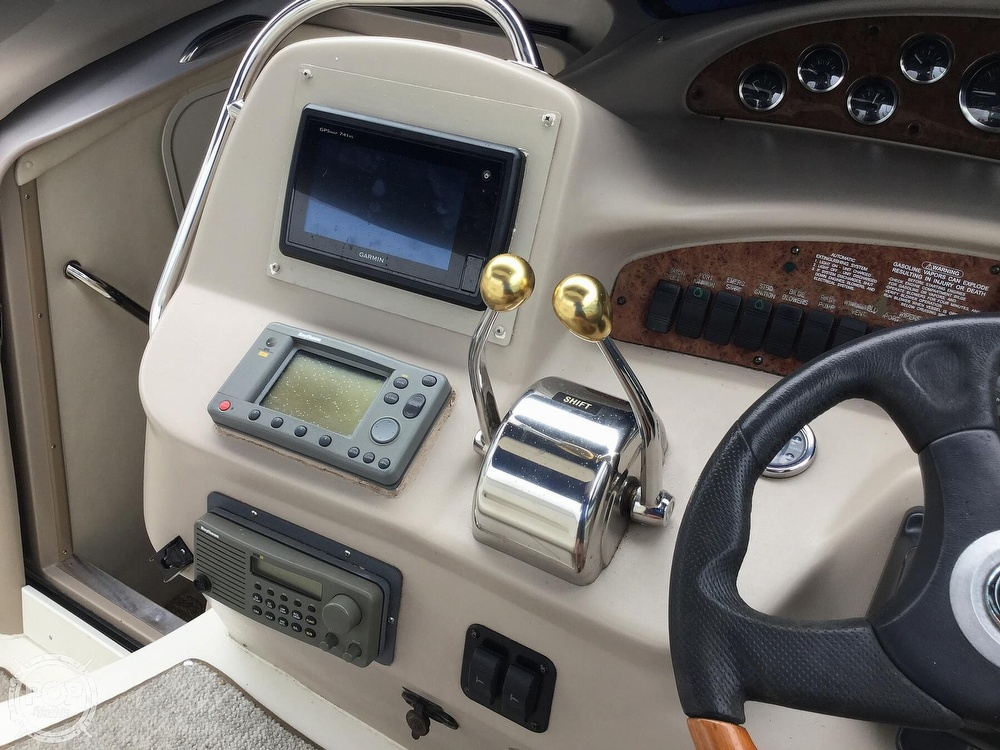 2001 Sea Ray boat for sale, model of the boat is 340 Sundancer & Image # 28 of 40