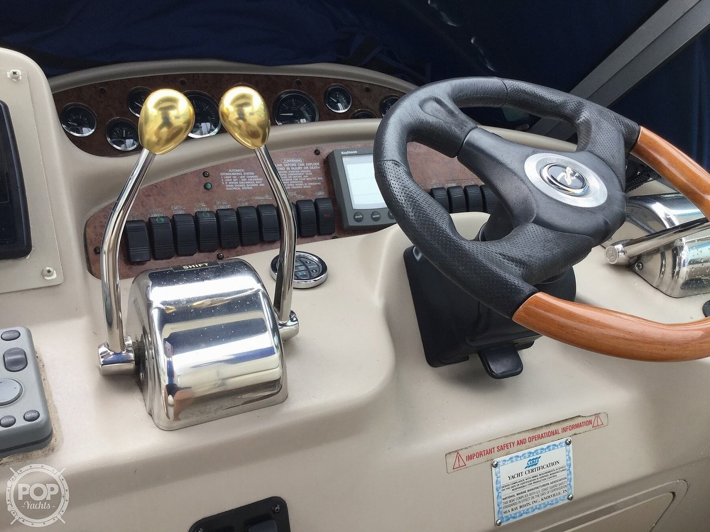 2001 Sea Ray boat for sale, model of the boat is 340 Sundancer & Image # 36 of 40