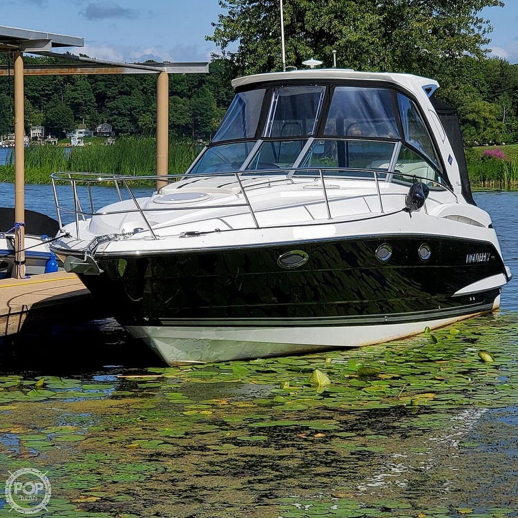 2015 Monterey boat for sale, model of the boat is 335 Sport yacht & Image # 5 of 40
