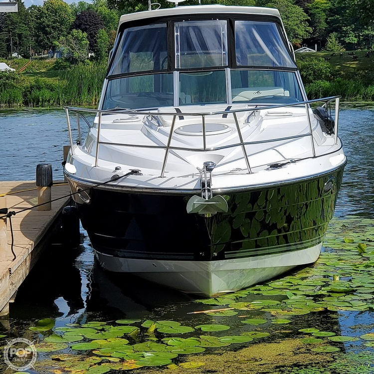 2015 Monterey boat for sale, model of the boat is 335 Sport yacht & Image # 6 of 40
