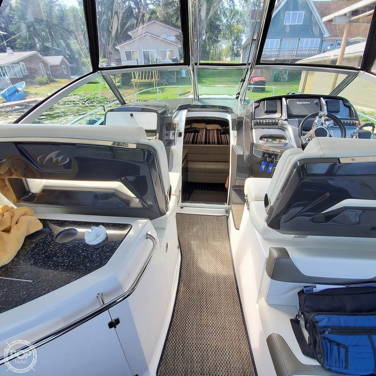 2015 Monterey boat for sale, model of the boat is 335 Sport yacht & Image # 37 of 40