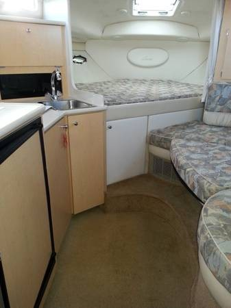 2000 Bayliner 3055 Ciera Sunbridge - Photo #9