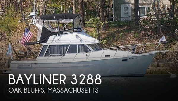 Used Bayliner Fishing boats For Sale by owner | 1989 Bayliner 3288
