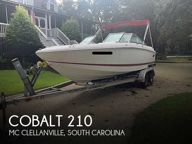 2012 Cobalt boat for sale, model of the boat is 210 & Image # 1 of 41