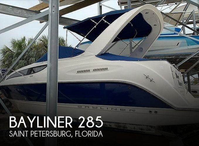 2007 Bayliner boat for sale, model of the boat is Ciera 285 SB & Image # 1 of 40