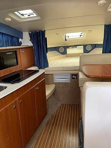 2007 Bayliner boat for sale, model of the boat is Ciera 285 SB & Image # 9 of 40