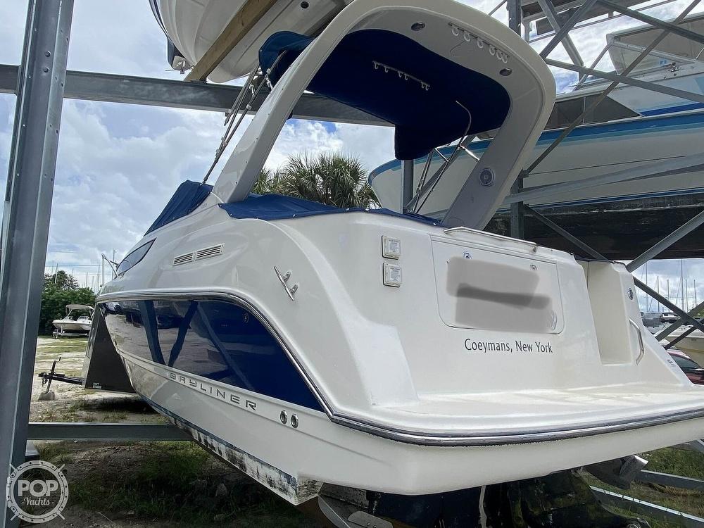 2007 Bayliner boat for sale, model of the boat is Ciera 285 SB & Image # 27 of 40