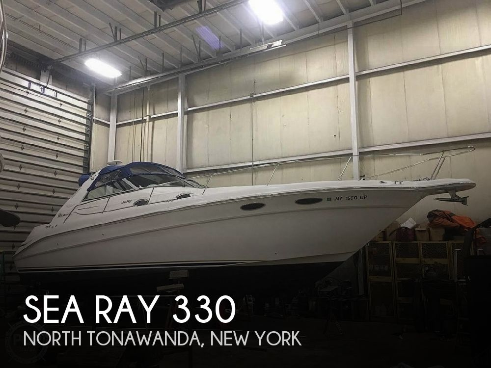 Used Boats For Sale in Buffalo, New York by owner | 1999 Sea Ray 330 Sundancer