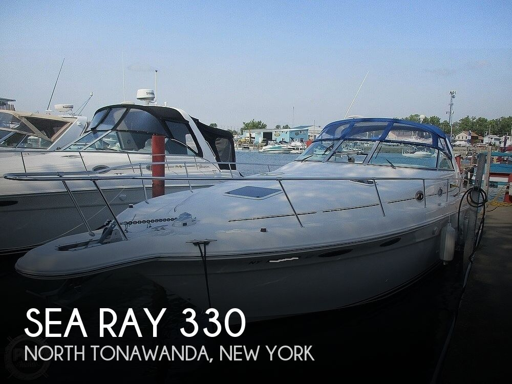 1999 Sea Ray boat for sale, model of the boat is 330 Sundancer & Image # 1 of 41
