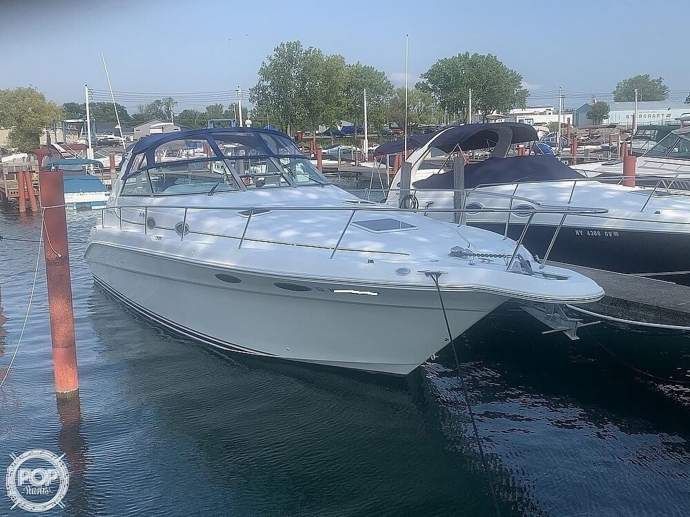1999 Sea Ray boat for sale, model of the boat is 330 Sundancer & Image # 2 of 41
