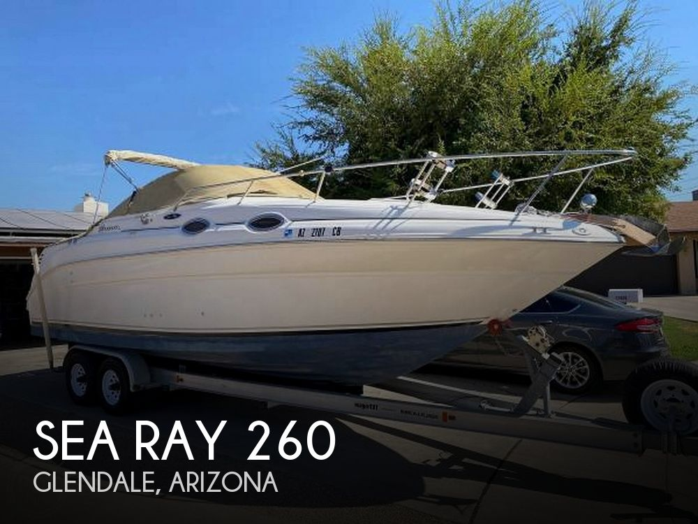 Used Sea Ray 260 Boats For Sale by owner   2004 Sea Ray 260 Sundancer