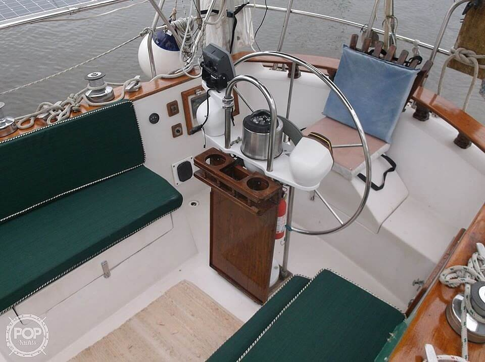 1987 Bayfield Yachts boat for sale, model of the boat is 36 Cutter & Image # 2 of 40