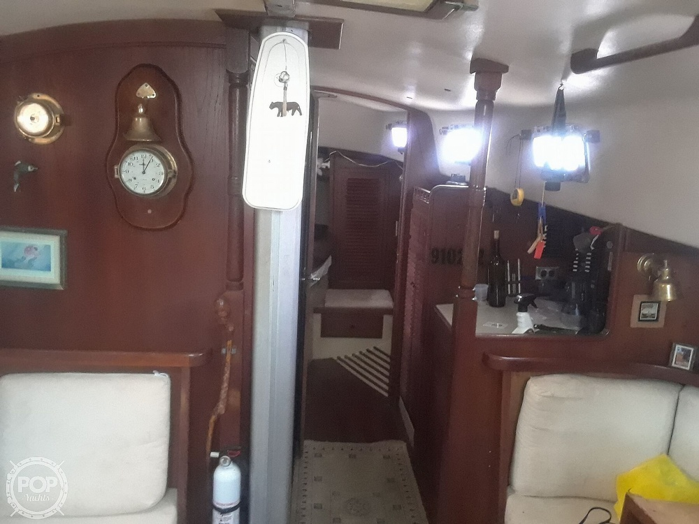 1987 Bayfield Yachts boat for sale, model of the boat is 36 Cutter & Image # 5 of 40