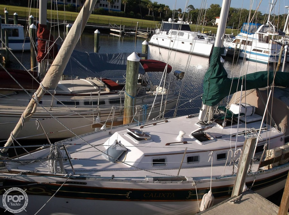 1987 Bayfield Yachts boat for sale, model of the boat is 36 Cutter & Image # 8 of 40