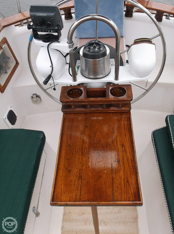 1987 Bayfield Yachts boat for sale, model of the boat is 36 Cutter & Image # 10 of 40