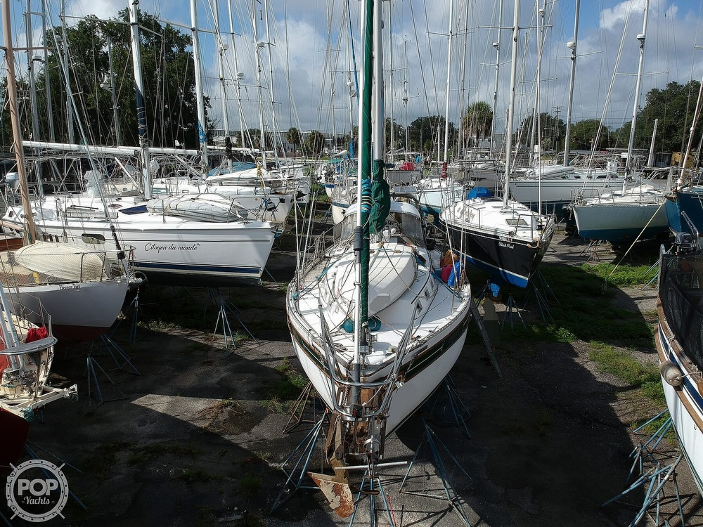 1987 Bayfield Yachts boat for sale, model of the boat is 36 Cutter & Image # 12 of 40