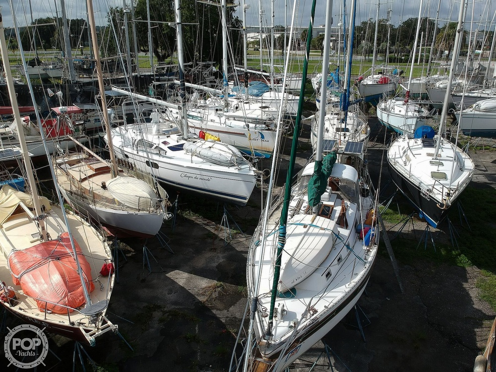 1987 Bayfield Yachts boat for sale, model of the boat is 36 Cutter & Image # 13 of 40