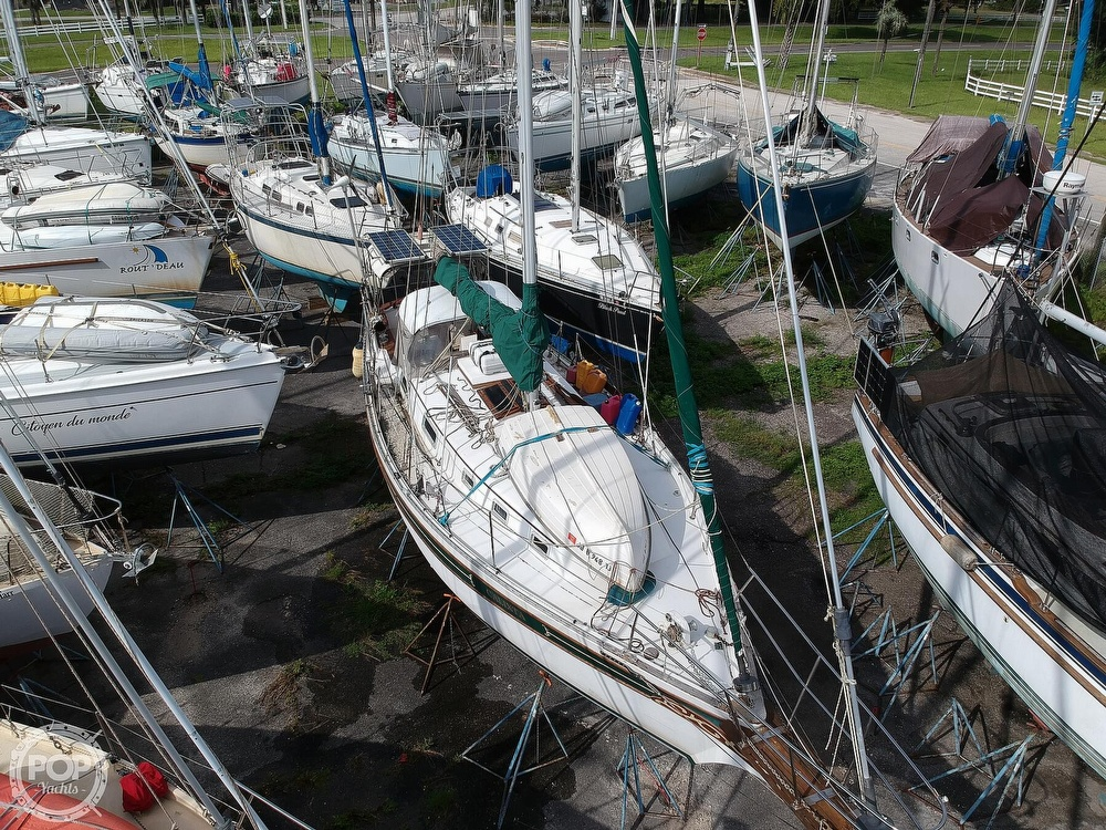 1987 Bayfield Yachts boat for sale, model of the boat is 36 Cutter & Image # 15 of 40