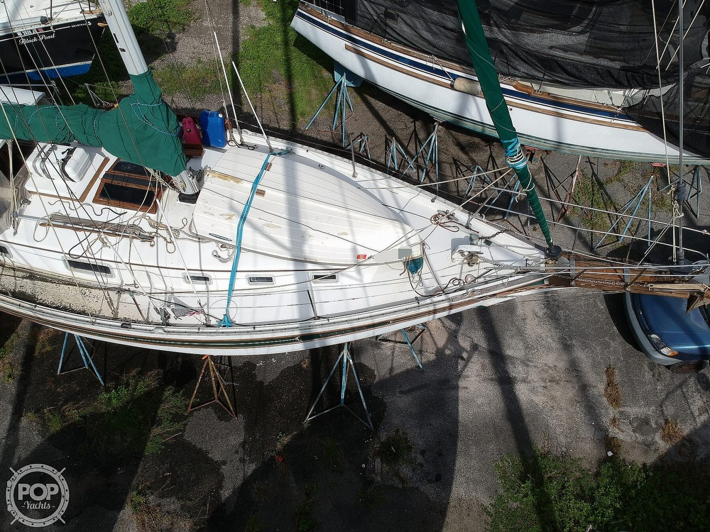 1987 Bayfield Yachts boat for sale, model of the boat is 36 Cutter & Image # 16 of 40