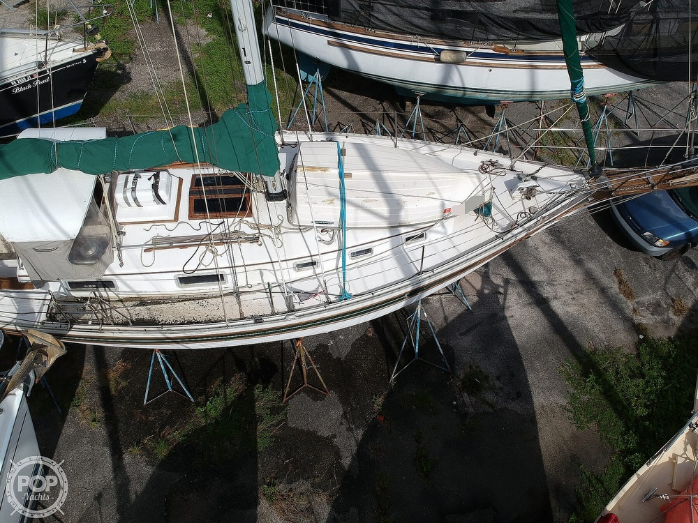 1987 Bayfield Yachts boat for sale, model of the boat is 36 Cutter & Image # 17 of 40
