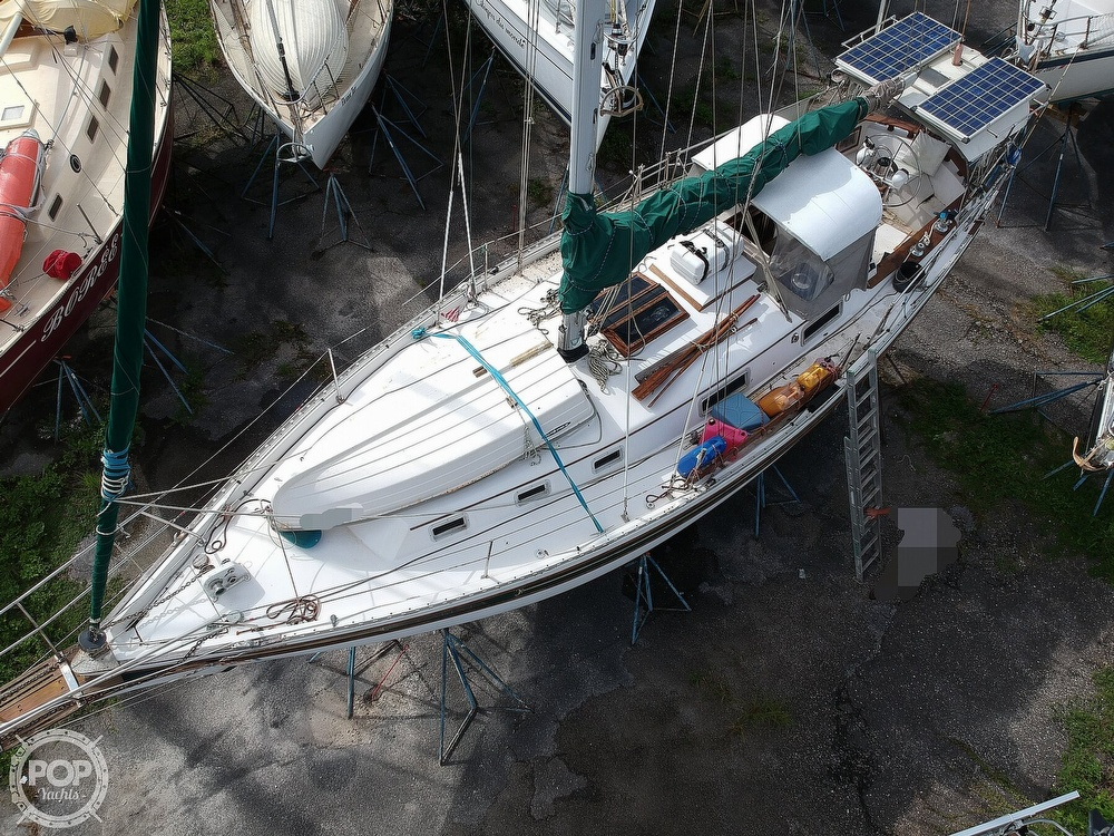 1987 Bayfield Yachts boat for sale, model of the boat is 36 Cutter & Image # 19 of 40