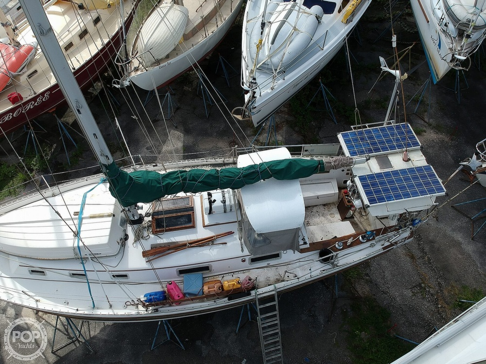 1987 Bayfield Yachts boat for sale, model of the boat is 36 Cutter & Image # 21 of 40