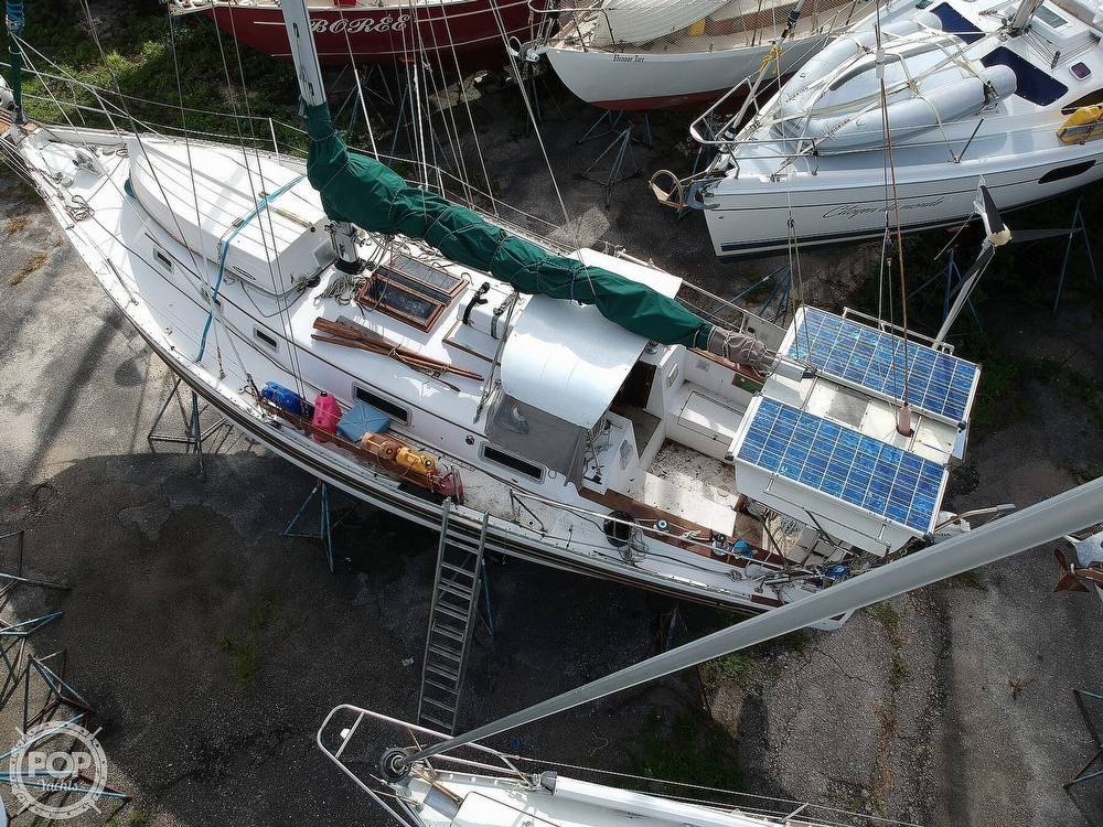 1987 Bayfield Yachts boat for sale, model of the boat is 36 Cutter & Image # 23 of 40