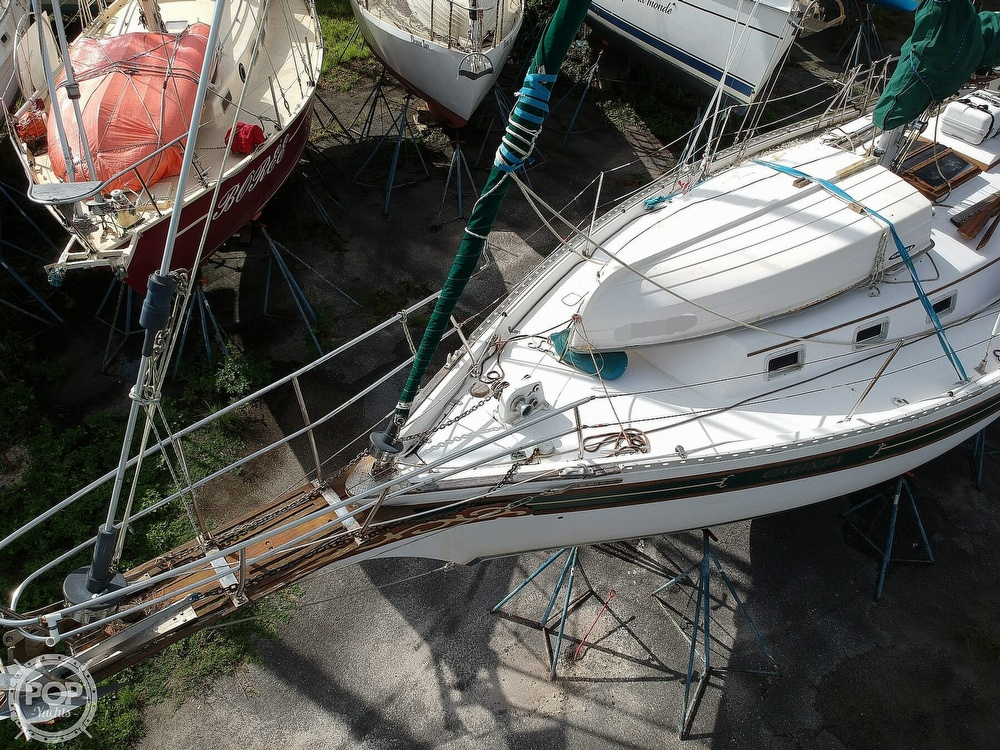 1987 Bayfield Yachts boat for sale, model of the boat is 36 Cutter & Image # 25 of 40
