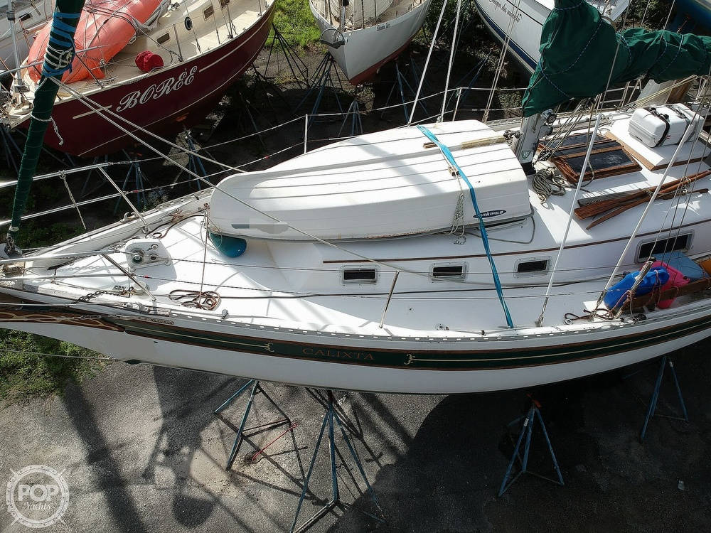 1987 Bayfield Yachts boat for sale, model of the boat is 36 Cutter & Image # 26 of 40