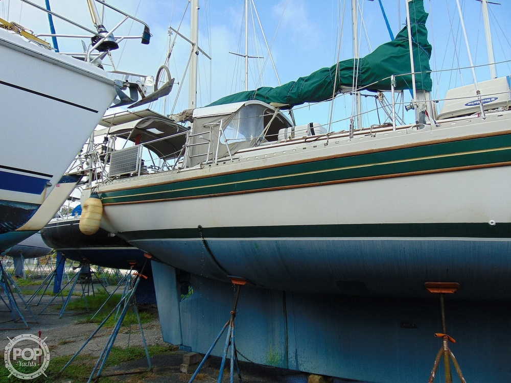 1987 Bayfield Yachts boat for sale, model of the boat is 36 Cutter & Image # 27 of 40