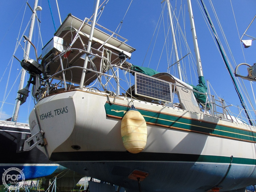 1987 Bayfield Yachts boat for sale, model of the boat is 36 Cutter & Image # 28 of 40