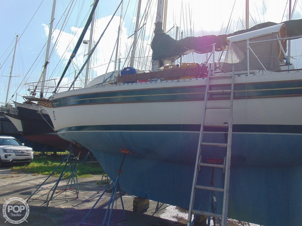 1987 Bayfield Yachts boat for sale, model of the boat is 36 Cutter & Image # 29 of 40