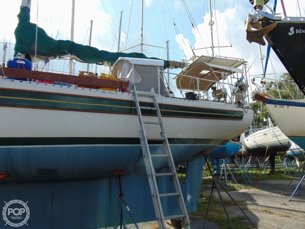 1987 Bayfield Yachts boat for sale, model of the boat is 36 Cutter & Image # 30 of 40