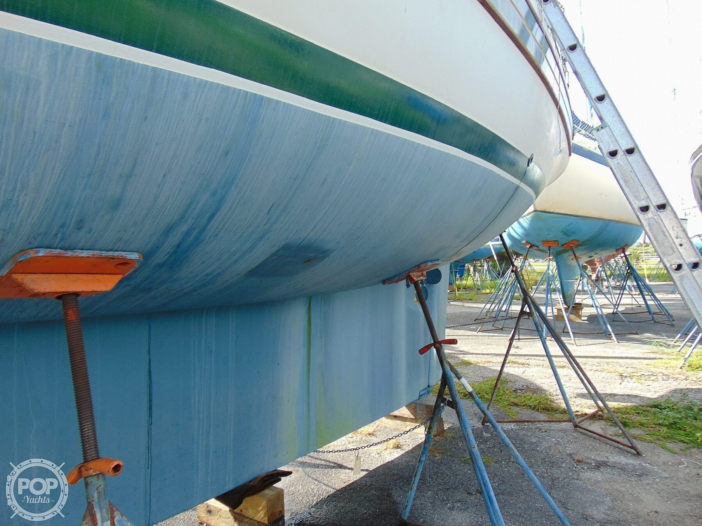 1987 Bayfield Yachts boat for sale, model of the boat is 36 Cutter & Image # 32 of 40
