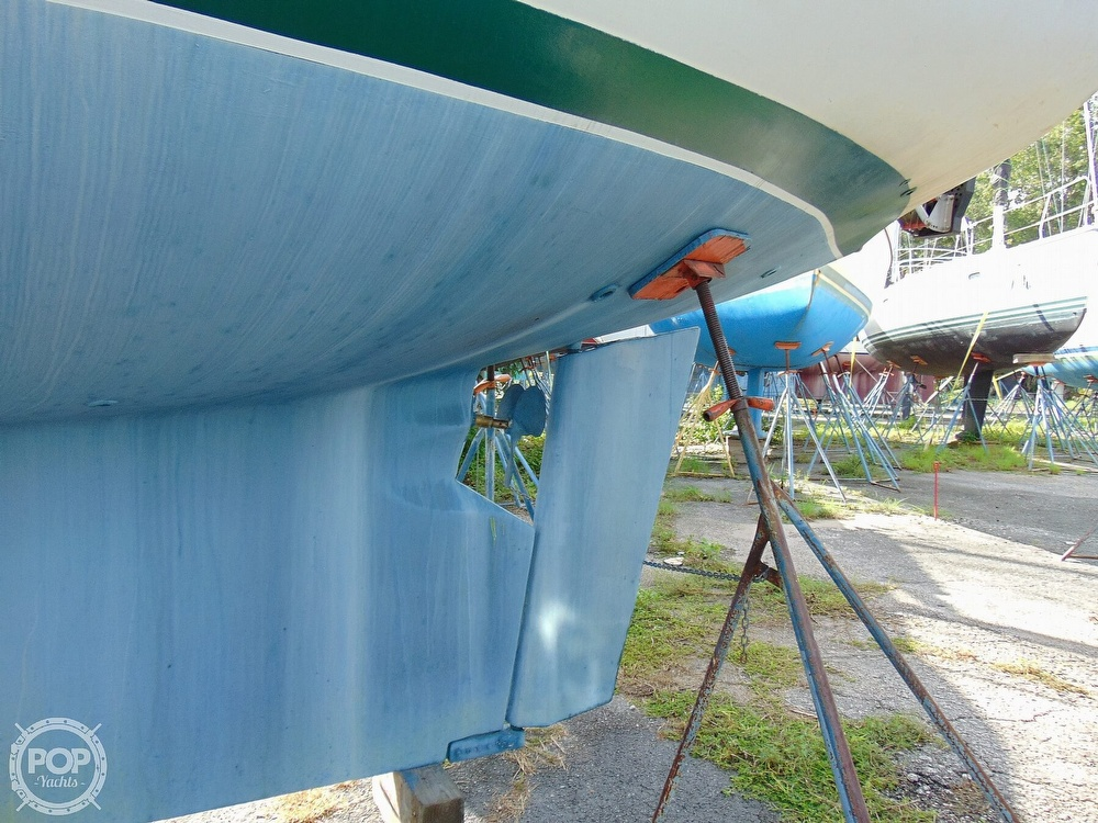1987 Bayfield Yachts boat for sale, model of the boat is 36 Cutter & Image # 33 of 40