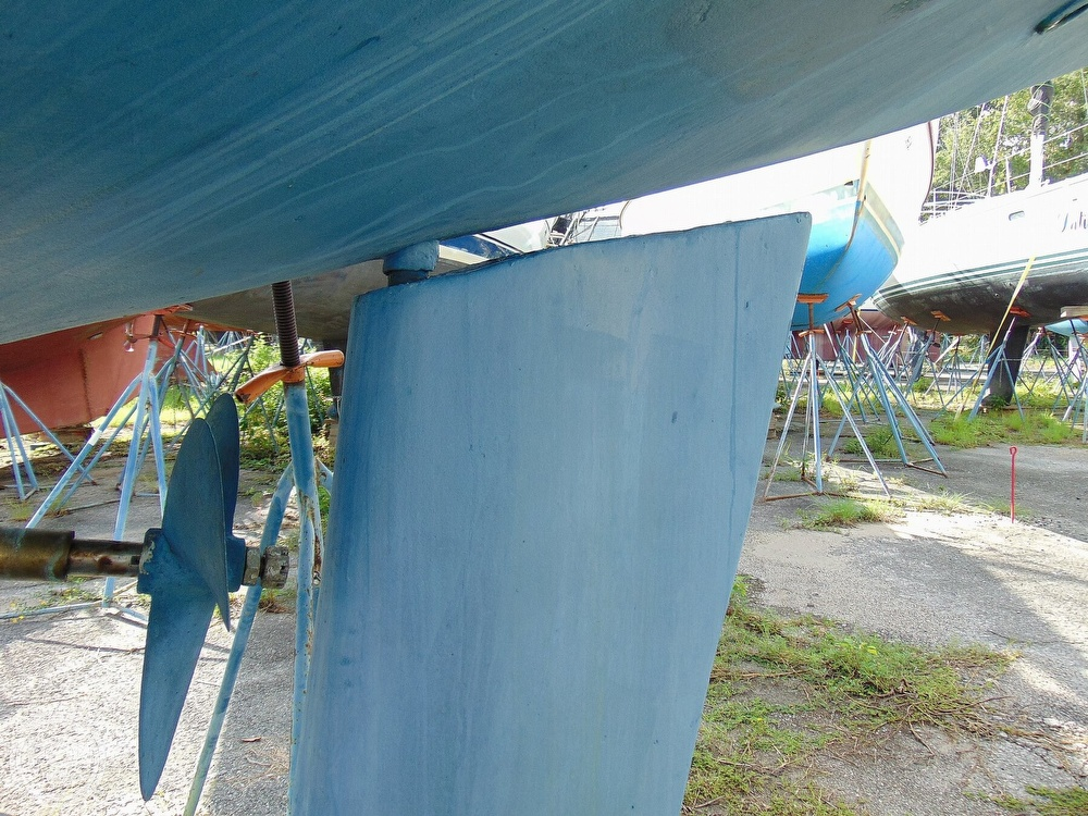 1987 Bayfield Yachts boat for sale, model of the boat is 36 Cutter & Image # 35 of 40
