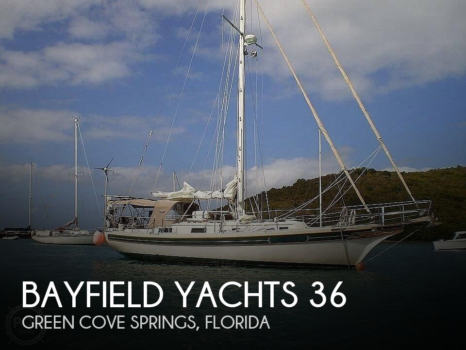 1987 BAYFIELD YACHTS 36 CUTTER for sale
